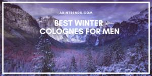 Best Winter Colognes For Men