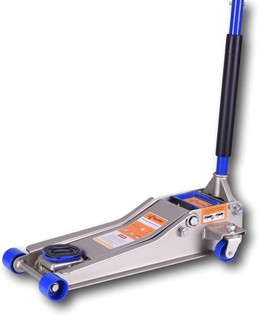 LiftMaster Heavy Duty Ultra Low Profile Floor Jack
