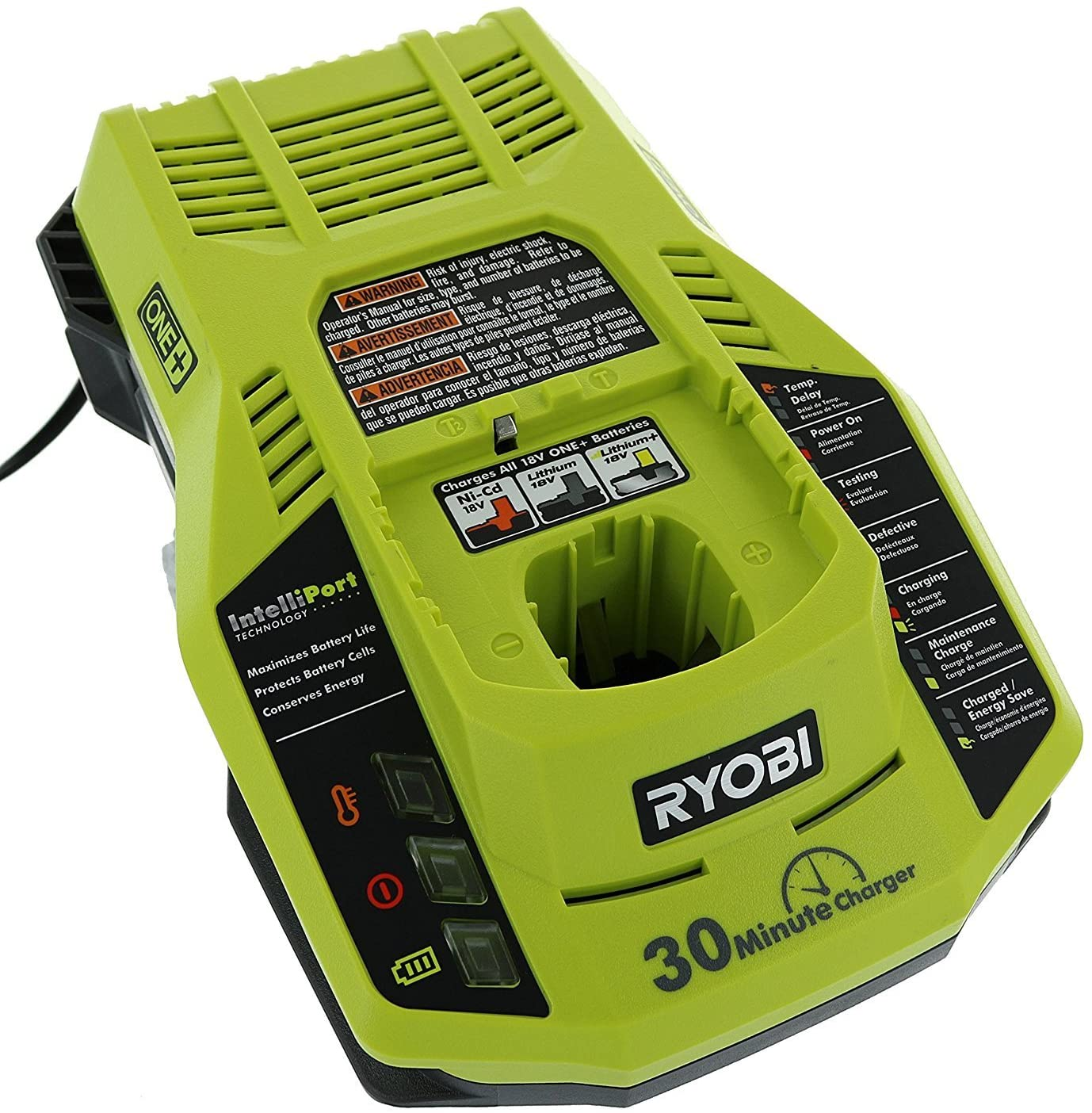 Ryobi P884 18V ONE+ charging station