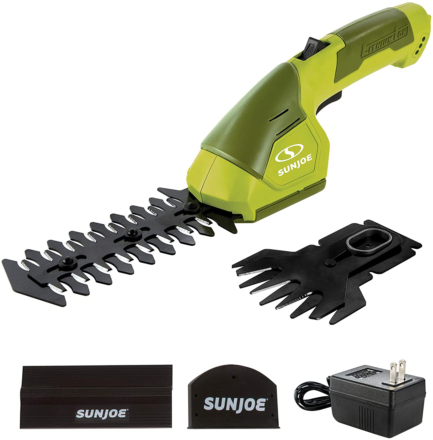 Sun Joe 7.2-Volt Cordless Hedge Trimmer