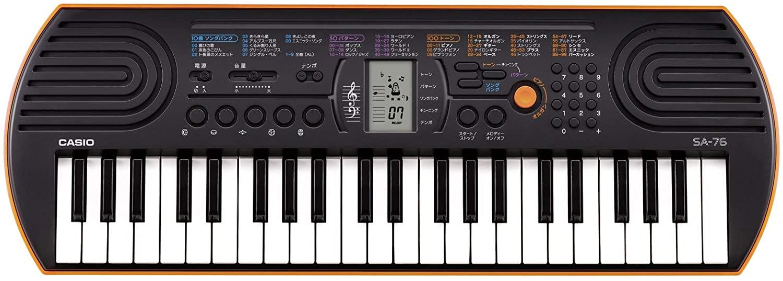 Casio SA-76 Digital Piano