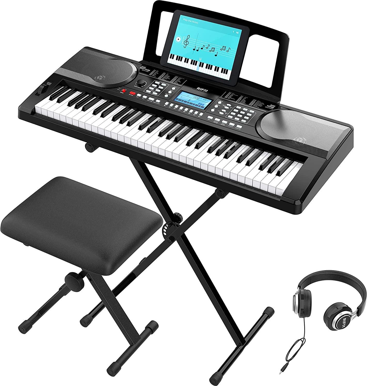 RIF6 61-Key Electric Keyboard