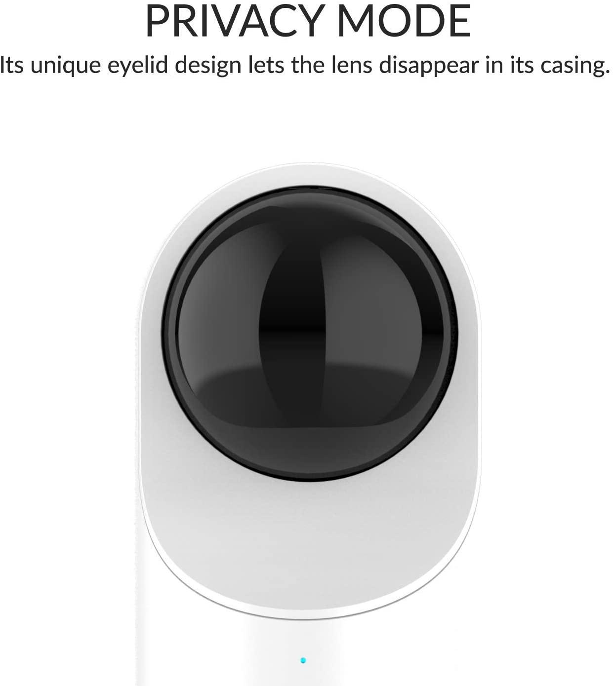 YI Smart Dome Camera privacy mode