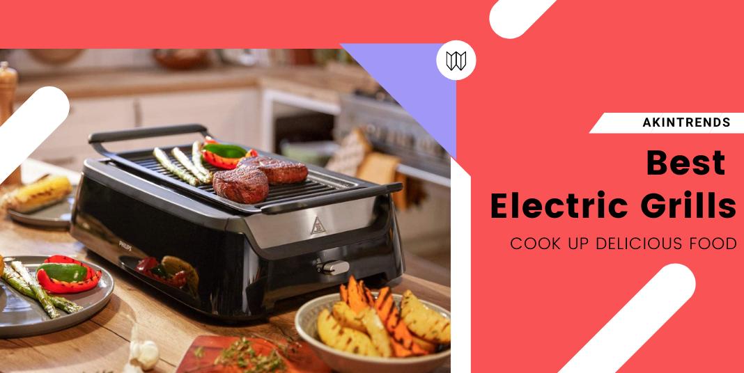 Best Electric Grills for Indoor