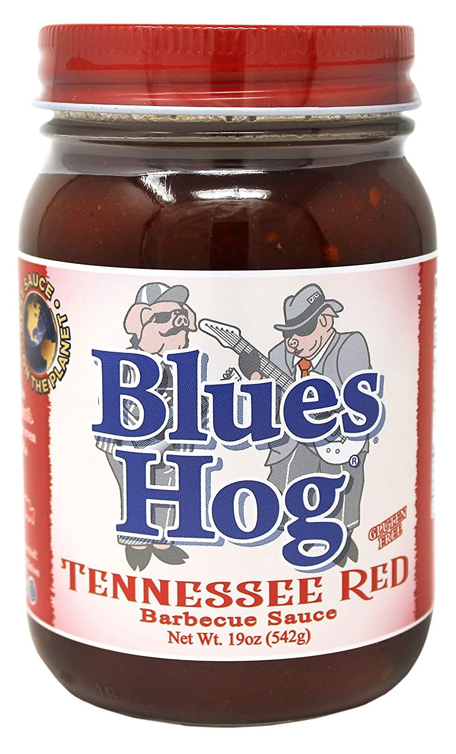 Blues Hog BBQ Tennessee Red Sauce