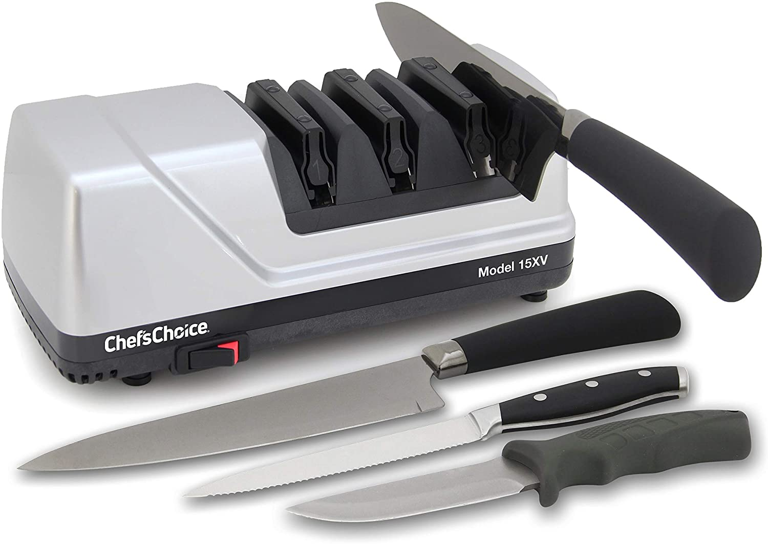 Chef's Choice Trizor XV EdgeSelect Knife Sharpener