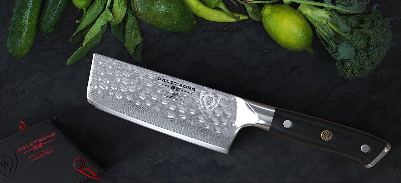 DALSTRONG Nakiri Vegetable Knife