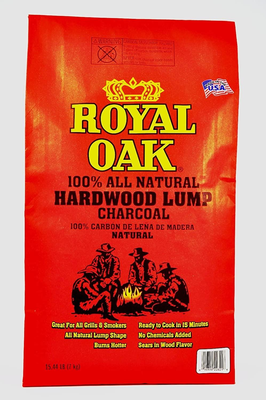 Royal Oak Lump Charcoal