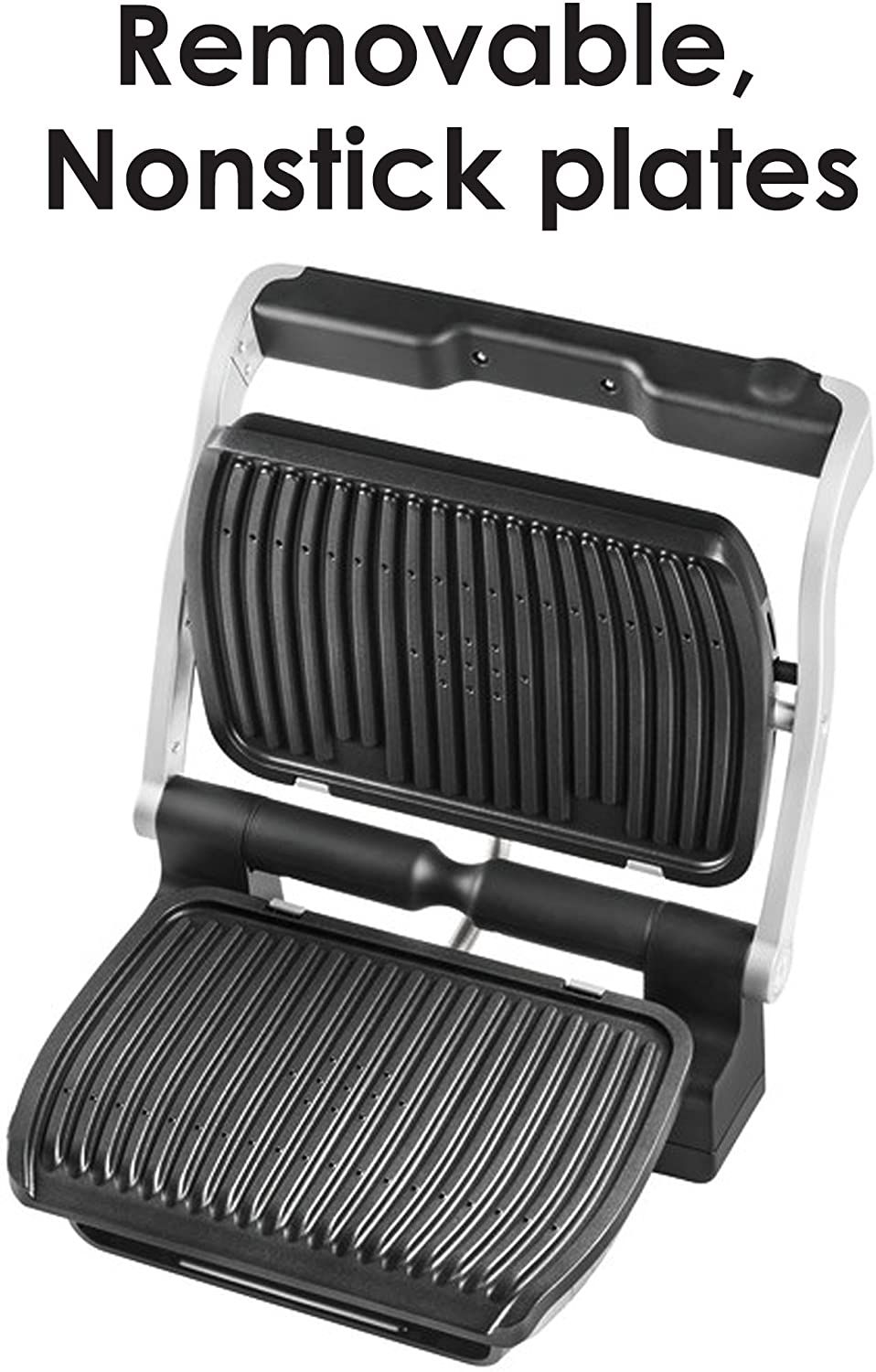 T-Fal GC7 Opti-Grill Indoor Electric Grill nonstick
