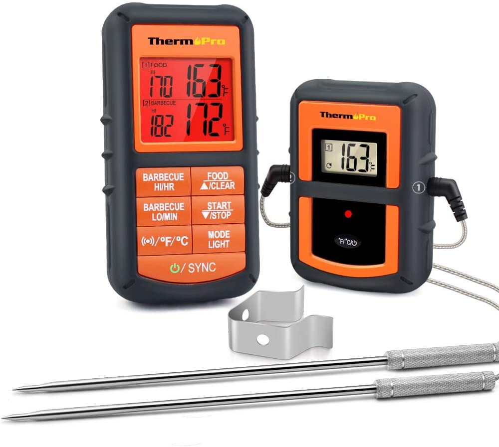 ThermoPro TP08S Wireless Meat Thermometer