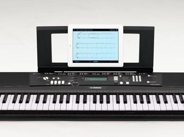 Yamaha EZ-220 61-Lighted Key