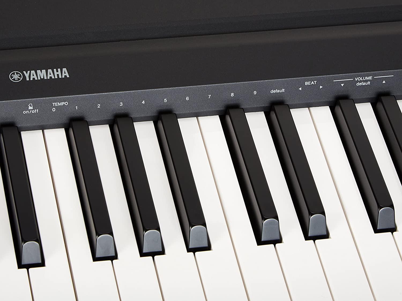 Yamaha P71 keys