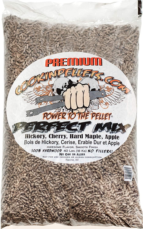 CookinPellets 40PM Perfect Mix