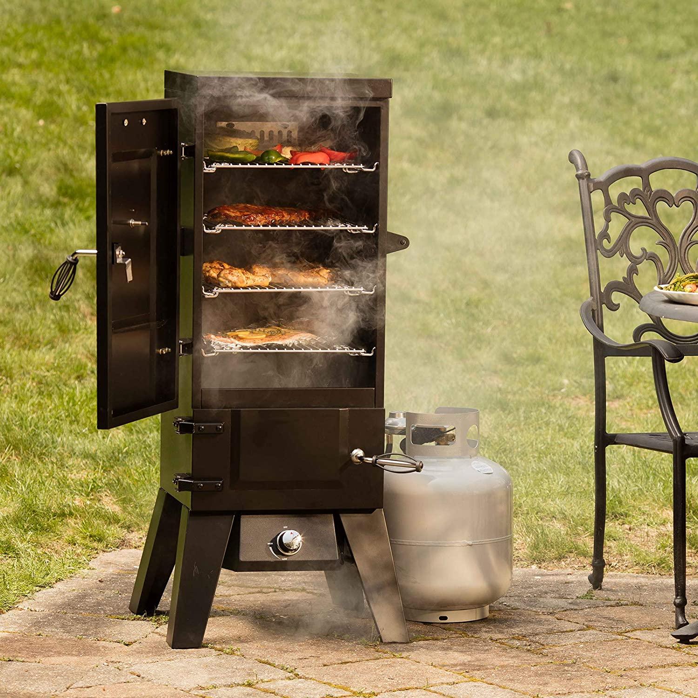 Cuisinart COS-244 Vertical Propane Smoker