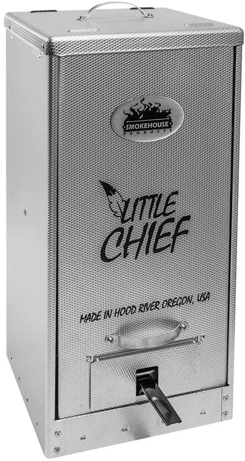 Smokehouse Little Chief Load Smoker closed