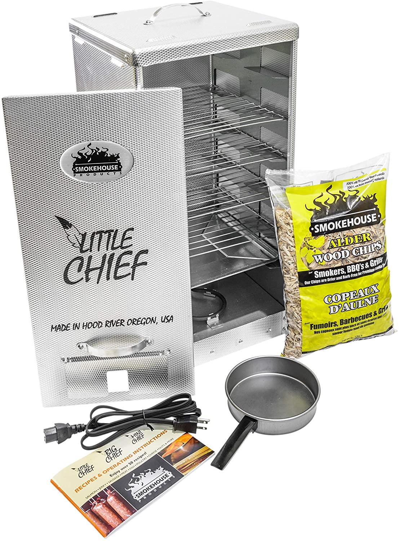 Smokehouse Little Chief Load Smoker