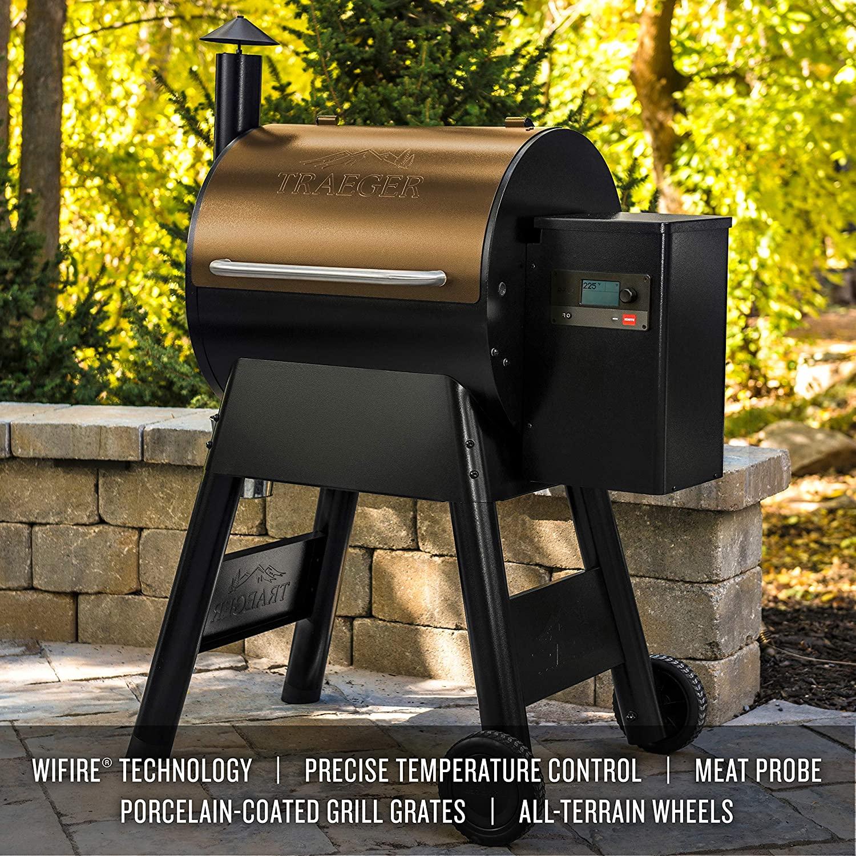 Traeger Pro Series 575 Smoker & Grill