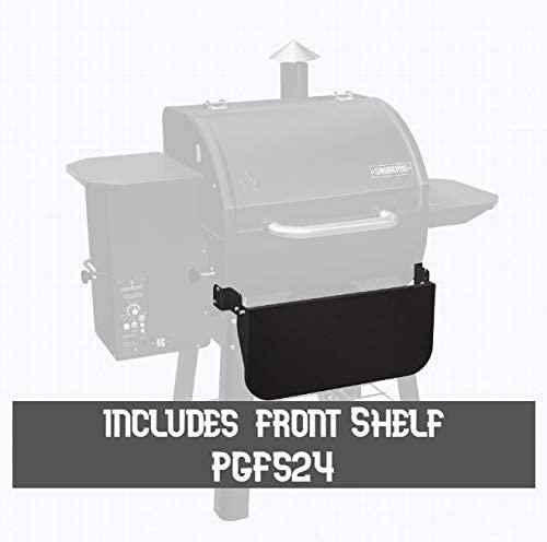 Camp Chef PG24MZG SmokePro Slide Pellet Smoker