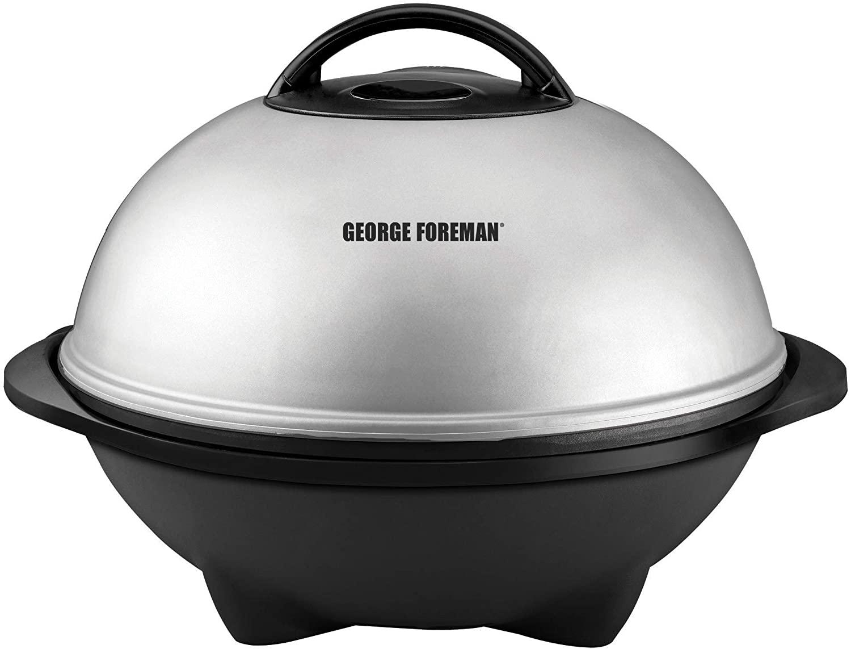 George Foreman GGR50B Electric Grill
