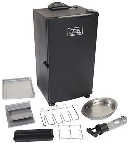 Masterbuilt 20070910 Electric Digital Smoker in the box