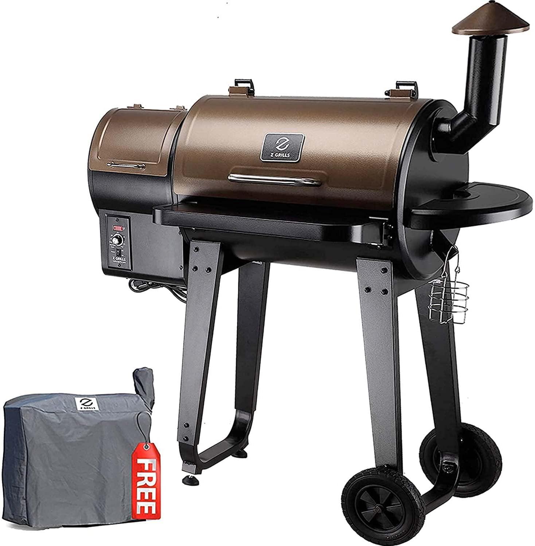 Z Grills ZPG-450A Wood Pellet Grill & Smoker