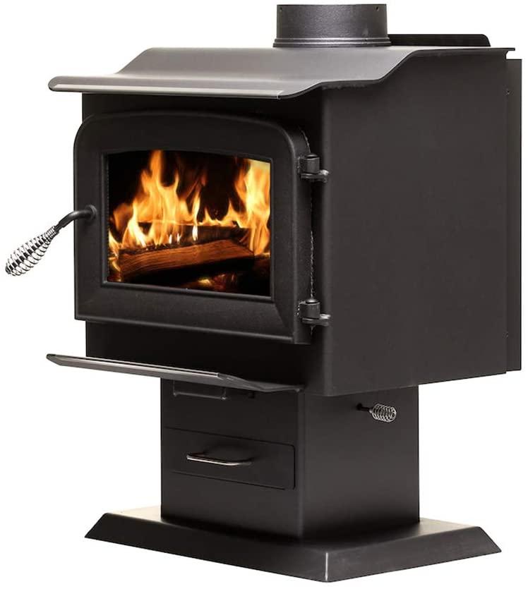 Ashley Hearth AW1120E-P Wood Burning Stove