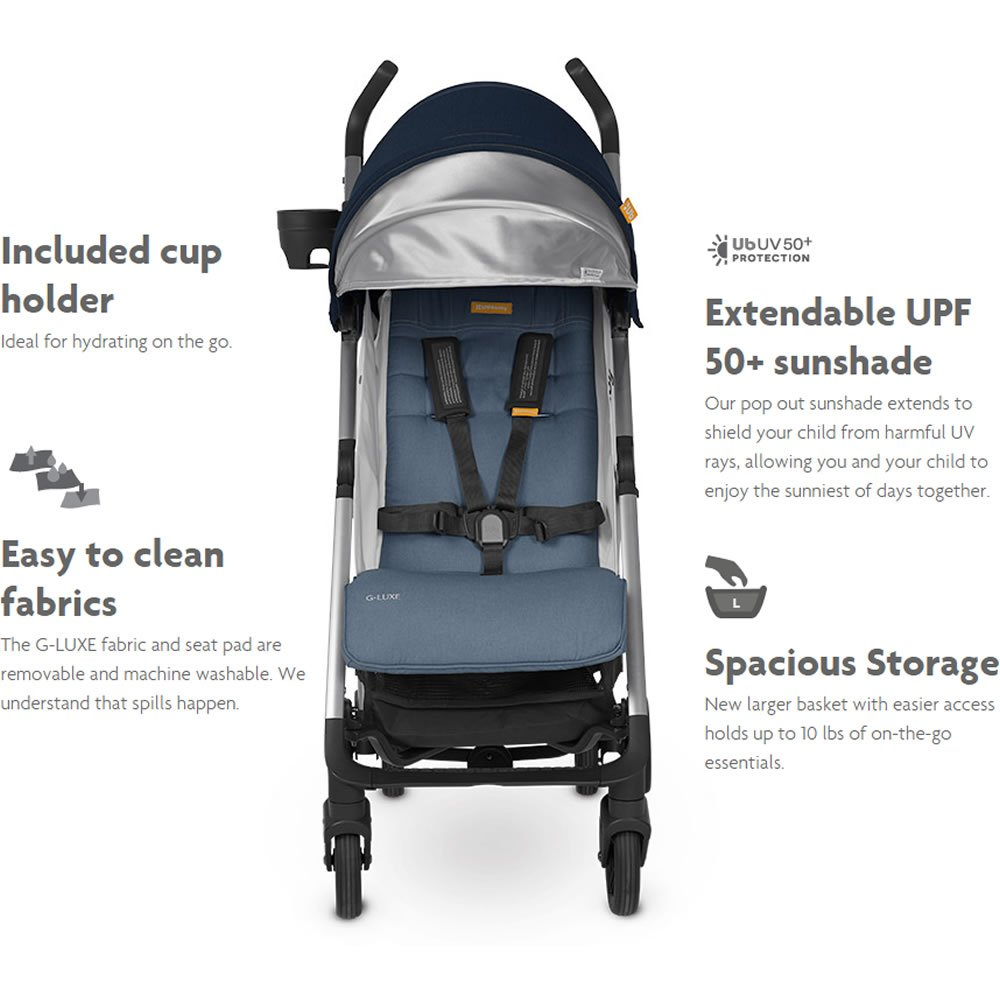 UPPAbaby G-Luxe Stroller specs