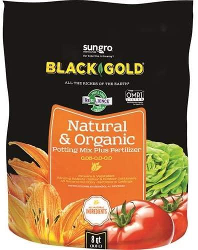 Black Gold 1302040 Potting Soil