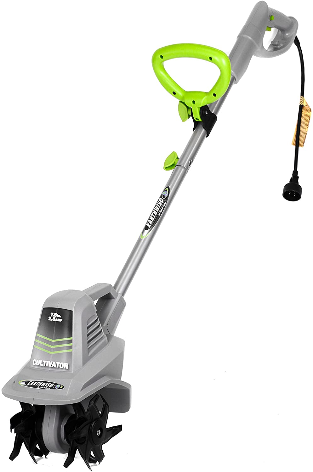 Earthwise TC70025 Corded Electric Tiller