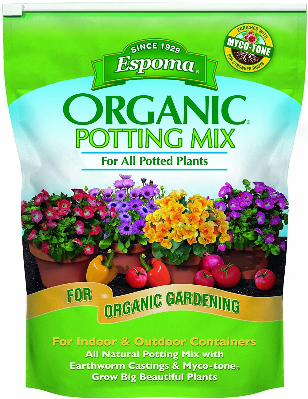 Espoma AP8 Organic Potting Mix