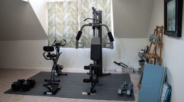 HIT Workout Machine For Home